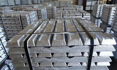 Цена на алюминий достигла 13-летнего максимума после переворота в Гвинее - Фото