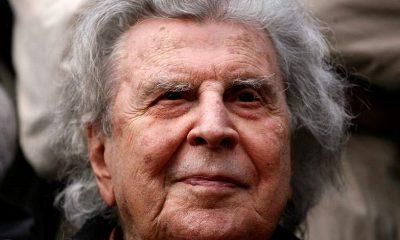 Умер известный греческий композитор Микис Теодоракис - Фото