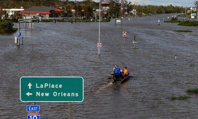 """Число жертв урагана """"Ида"""" в США выросло до 61 - Фото"""