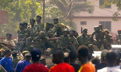 В Гвинее задержали 25 военных, участвовавших в путче - Фото