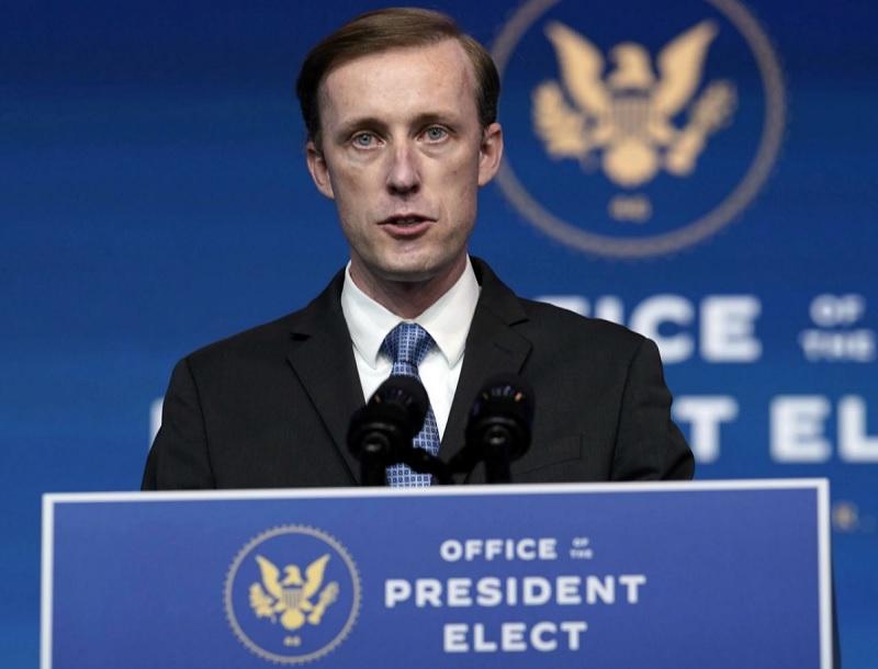 Помощник президента США Салливан осудил Беларусь за поток мигрантов на границе с Литвой - Фото