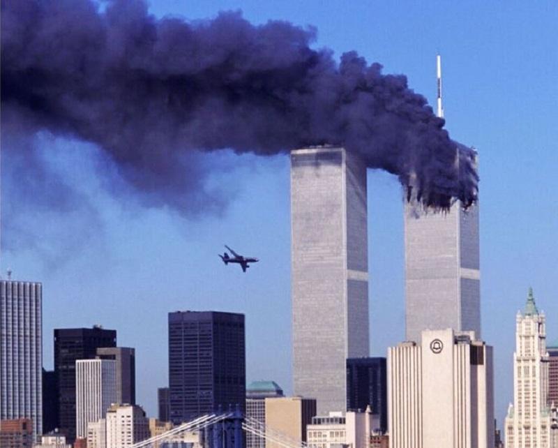 """В США вспоминают жертв террористических актов """"Аль-Каиды"""" в Нью-Йорке 11 сентября 2001 года - Фото"""