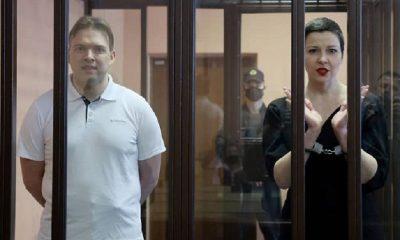 Защита Марии Колесниковой и Максима Знака обжаловала приговор - Фото