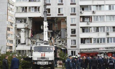 Число погибших при взрыве газа в Ногинске достигло 7 - Фото
