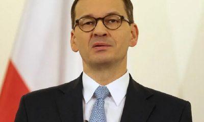 Премьер-министр Польши Моравецкий назвал причины гибели трех мигрантов на границе с Беларусью - Фото