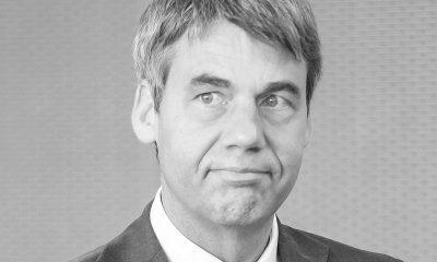 Посол Германии в Китае Ян Хеккер скончался в возрасте 54 лет - Фото