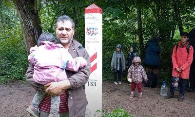 Госпогранкомитет Беларуси: группу афганских беженцев 9-й раз насильно вытесняют из Латвии - Фото