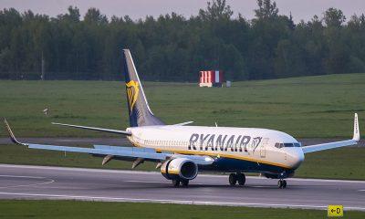 Предварительный отчет ICAO по инциденту с самолетом Ryanair откладывается на октябрь - Фото