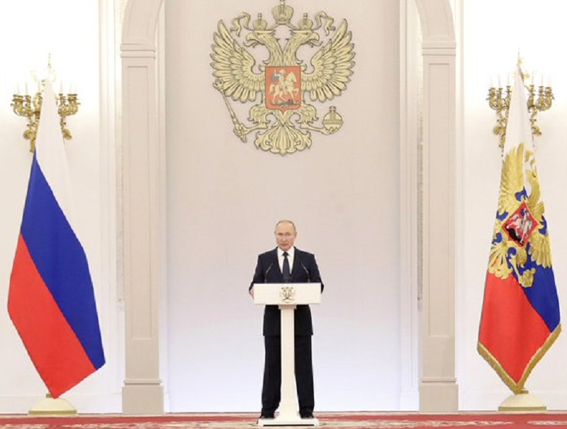 Президент России Путин допустил возможность ухода на карантин из-за коронавируса COVID-19 - Фото