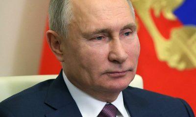 Президент России Путин: выборы в Госдуму прошли в соответствии с законом и при высокой явке - Фото