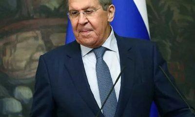 Лавров посчитал заявление Зеленского о войне с Россией не заслуживающим внимания - Фото