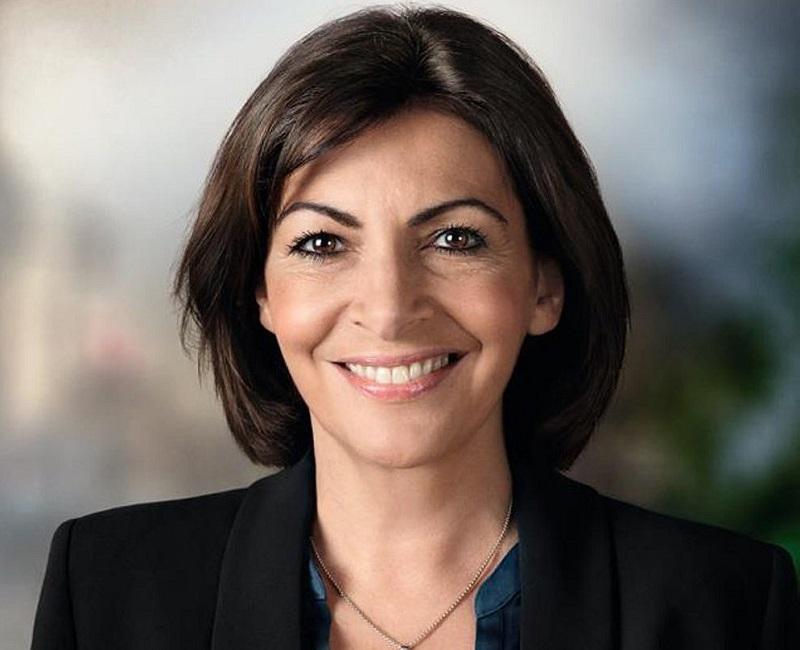 Мэр Парижа Анн Идальго объявила о планах баллотироваться в президенты Франции - Фото